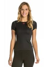 Pearl Izumi Women's Transfer Short Sleeve Base Layer black size S