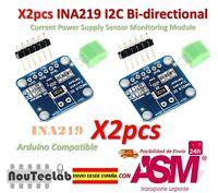 2pz INA219 I2C Corrente Di Bi-direzionale Power Supply Sensore Monitoraggio