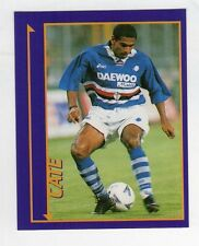 figurina MERLIN KICK OFF 1998/99 NUMERO 171 SAMPDORIA CATE