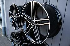18 Zoll DM04 Felgen für Mercedes A C Klasse W176 W177 W204 W205 Coupe Cabrio AMG