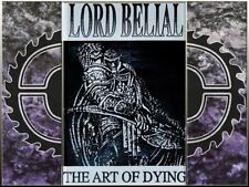 LORD BELIAL - The Art Of Dying TAPE NEU-MC Black Metal DISSECTION, RAVENCULT