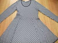BODEN MOST STUNNING GLAMOROUS KNITTED DRESS SIZE 14 REG BNWOT