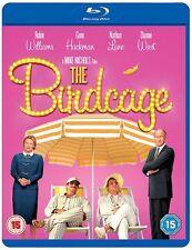 The Birdcage (Blu-ray Disc, WS, 2014) Robin Williams Gene Hackman NEW