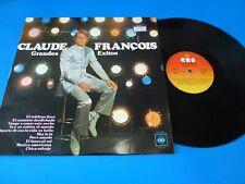 CLAUDE FRANCOIS 33T VINYLE ESPAGNE GRANDES EXISTOS