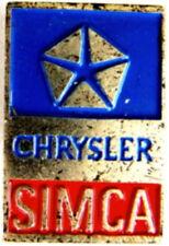 AUTO Brosche - CHRYSLER SIMCA [2116A]