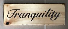 Personalized Timber Signs 40x15cm made to order
