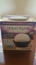 Aqua Stone Elegant Humidifier all Natural