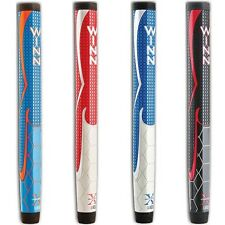 Winn Pro X 1.18 Diameter Golf Putter Grip (superstroke Mid Slim 2 0 Style) Red