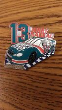 NASCAR DAN MARINO #13 JERRY NADEAU CAR PIN GREAT CONDITION