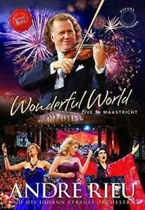 Andre André Rieu: Wonderful World - Live In Maastricht [New & Sealed] DVD