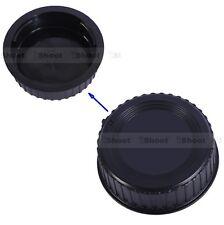 Nuovo Stile Tappo Coperchio Retro Copri Obiettivo Per Nikon DX FX F Mount Lente