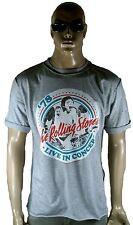 AMPLIFIED Official ROLLING STONES Live In Concert 78 Vintage Löcher T-Shirt L/XL