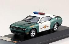 Dodge Challenger R/T Polizei Sheriff USA 1:43 Premium X Modellauto PR0052