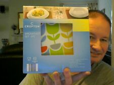 CROFTON 4 PIECE  BREAKFAST SET  IDEAL FOR THE BUDGET SAVVY STUDENT CHRISTMAS