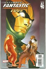 Ultimate Fantastic Four #46 : November 2007 : Marvel Comics