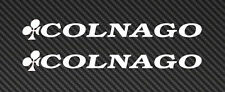 COLNAGO Badge Bicycle Bike MTB Mountain Road Frame Car Window STICKER DECAL