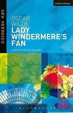 Lady Windemere's Fan (New Mermaids)-ExLibrary