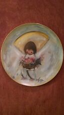 """""""The Flower Boy"""", De Grazia Limited Edition collector plate, 1979"""