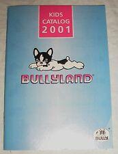 Bully - Katalog - Prospekt - Werbeheft - Kids Catalog 2001 Bullyland