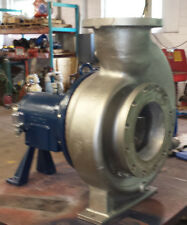 """Ingersoll Rand 2801009 - 10""""x8""""x13"""" Stainless Steel Centrifugal Pump"""