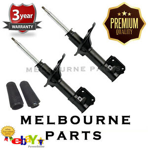 2 Front Strut Shock Absorbers for Holden Barina TK 12/05-10/2011 1