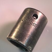 "Vintage Snap-On IM 240 3/4"" 6-Point, 1/2"" Drive Socket 19mm"