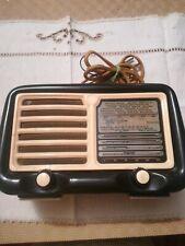 PICCOLA RADIO GELOSO G 110 RARA BACHELITE