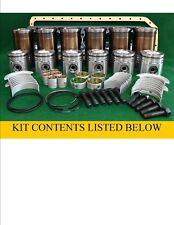 Rp651 For John Deere 6068t Engine Inframe Overhaul Kit 7400 7500 7600 9400 670b