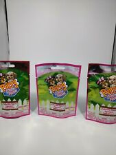 3 NEW BAGS PUPPY IN MY POCKET COLLECTIBLE FIGURE SERIES 9 MYSTERY GRAB BAGS Toy
