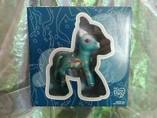 My Little Pony SDCC 2008 Exclusive Underwater Hasbro Art Fair Pony ( Rare ) NIB