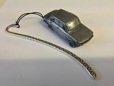 Triumph Dolomite Sprint FULL CAR on a Pattern bookmark with cord ref274