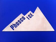 Outdoor Lighting Phosco Promotional  Advertising Desk Item PHOSCO ICE