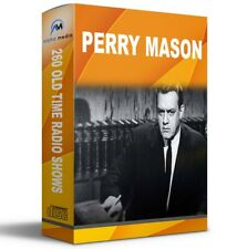 Perry Mason 400 Episodes Old Time Radio Shows Audio MP3