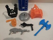 He-Man Masters / Universe Weapons Pak Weapons & Armor plus Stinkor Front Armor
