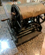 Antique Edison's Rotary Mimeograph Duplicating Printing Machine No 76