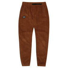 Patta Corduroy Bottoms Brown Size SmallS W28-30 Pants Logo Script Cords