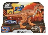 Jurassic World Control N' Conquer Carnotaurus Dinosaur Primal Attack