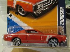 Hot Wheels '71 Dodge Charger Muscle Mania Red PR5