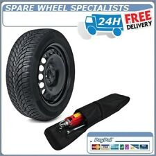 """MAZDA 6 2014-2018 FULL SIZE STEEL SPARE WHEEL 17""""  AND TYRE + TOOLS 225/55r17"""