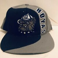 Vintage Georgetown Hoyas American Needle SnapBack Hat Officially Licensed (NWT)