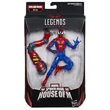 Marvel Legends Spider-Man Wave 10 House of M Spiderman Sp//dr BAF Piece Presale
