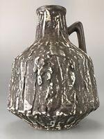 60er 70er Jahre Vase Blumenvase Tischvase Ceramic Keramikvase Space Age Design