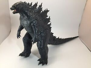 "2019 Legendary Toho Jakks Pacific GODZILLA King of the Monsters Movie Figure 12"""
