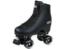 New! Chaya Melrose Supreme Classic Dance Black Quad Roller Skates - Size 9Mens