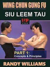 Wing Chun Gung Fu Siu Leem Tau #1 Dai Da Dvd Randy Williams