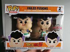 Dragonball Z - Failed Fusions 2pack Funko Pop! Vinyl