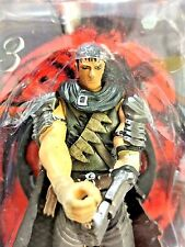 "Toycom Art Of War Vol 3 Beserk Black Swordsman Millenium Falcon 3.75"" Figure MIP"