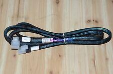 LUXSHARE SAS 36 Pin SFF-8087 to Mini SAS 36 Pin SFF-8087 Data Cable  2m