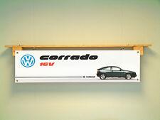 VW Corrado 16V BANNER Volkswagen Workshop Garage Car Show Display