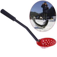 Winter Ice Fishing Ice Scoop Skimmer With Eva Handle Outdoor Ice Fishing TVJ 2Y